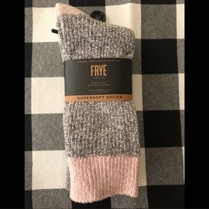 Frye Supersoft boot socks